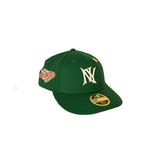VVS SERIES NY FITTED (GREEN) LIMITED EDITION