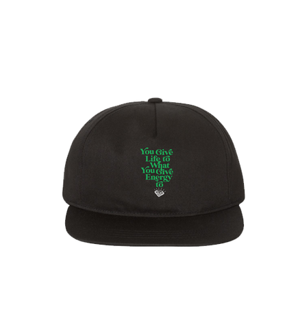 MORE LIFE UNSTRUCTURED SNAPBACK