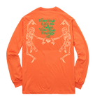 MORE LIFE LONG SLEEVE (ORANGE)