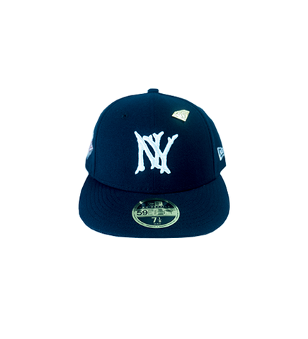 VVS SERIES NY FITTED (NAVY) LIMITED EDITION