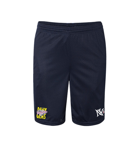 VVS SERIES X CHAMPION SHORTS (NAVY)