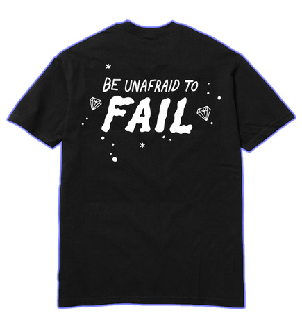 UNAFRAID TO FAIL BLM TEE