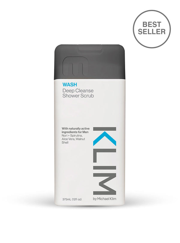 Deep Cleanse Shower Scrub For Him - 375ml