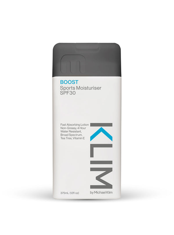 Sports Moisturiser SPF30 For Him - 375ml