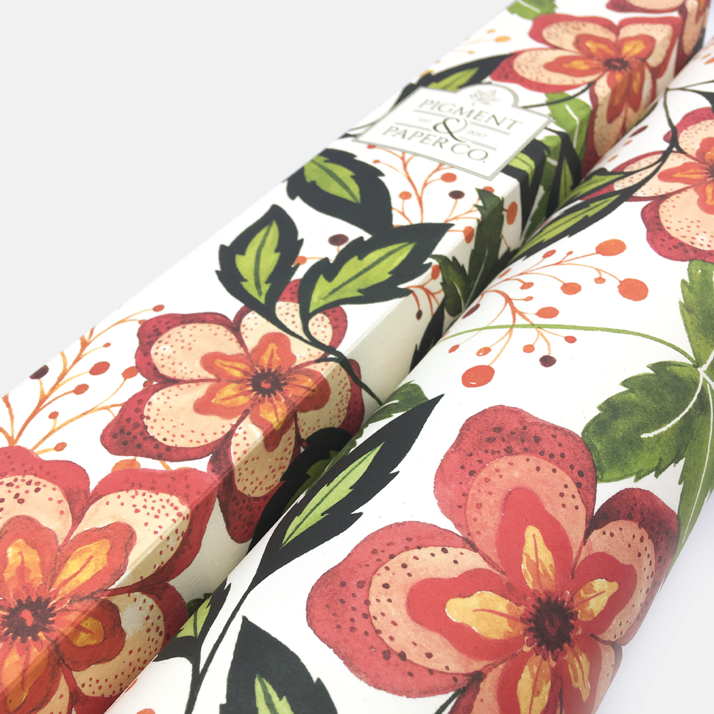 Bliss Botanical Eco Gift Wrap