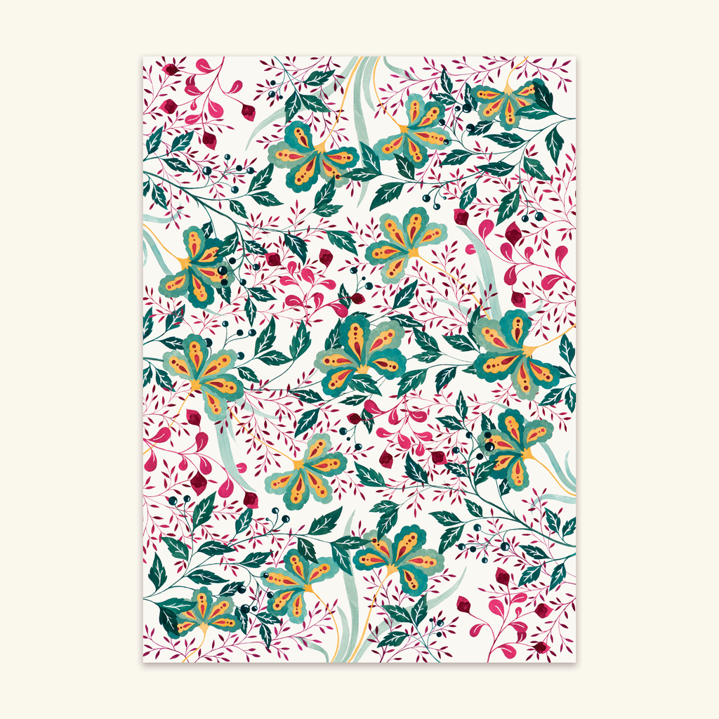 Delight Botanical Eco Gift Wrap