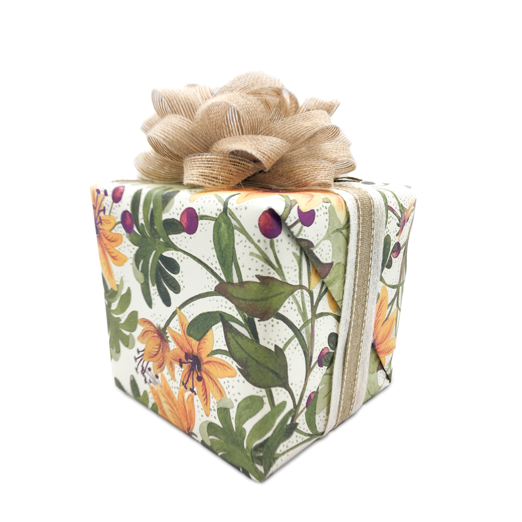 Glee Botanical Eco Gift Wrap
