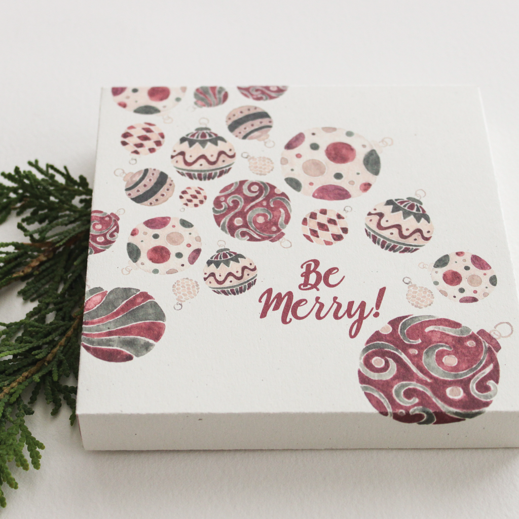 Ornaments Holiday Greeting Card Box Set