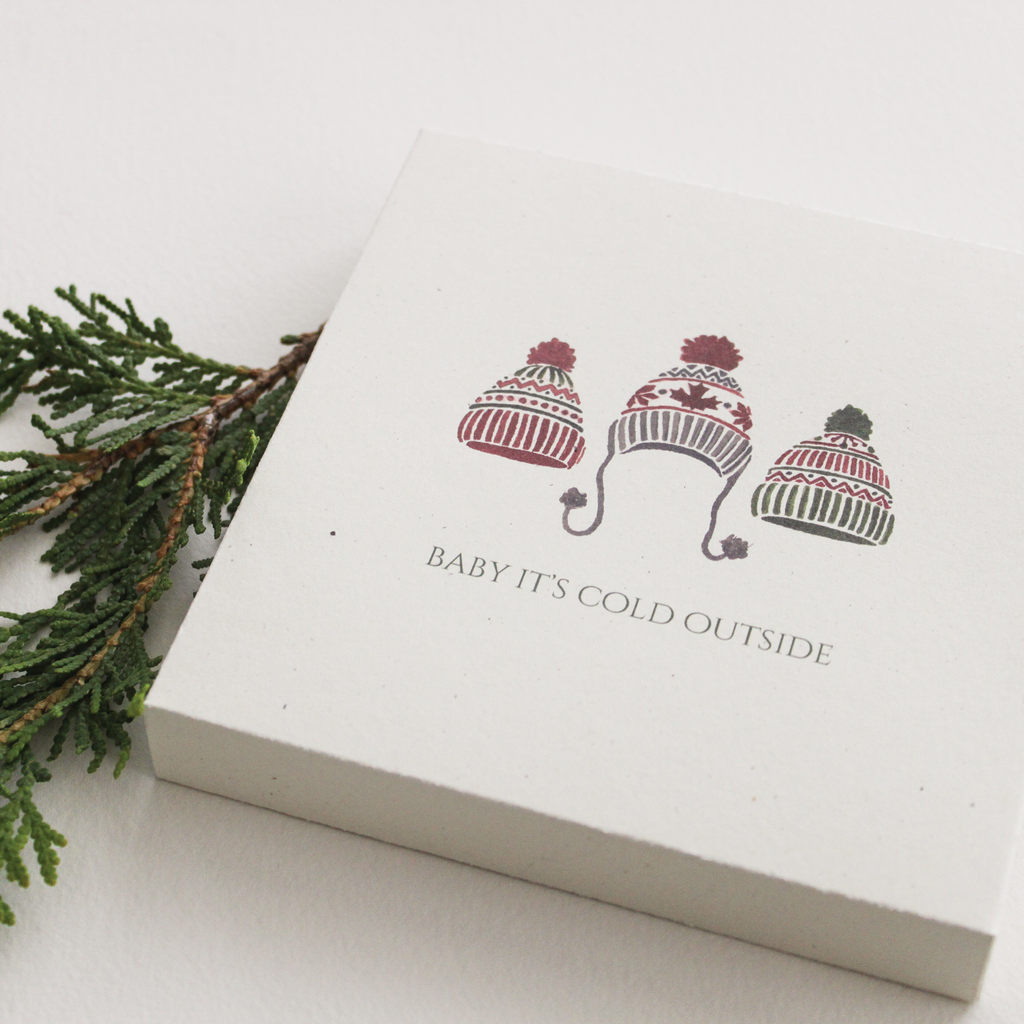 Toques Holiday Greeting Card Box Set