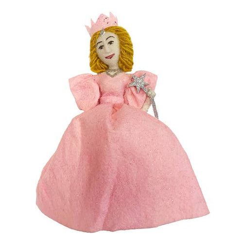 The Bridge Fair Trade Handmade Glinda the Good Witch Ornament