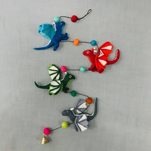 The Bridge Fair Trade Handmade Dragon Garland from Nepal