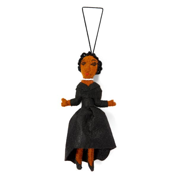 The Bridge Fair Trade Handmade Diana Ross Ornament