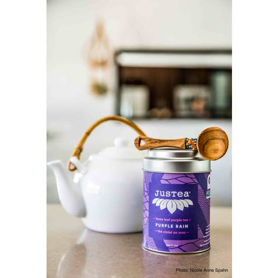 The Bridge Fair TRade Purple Rain Tea