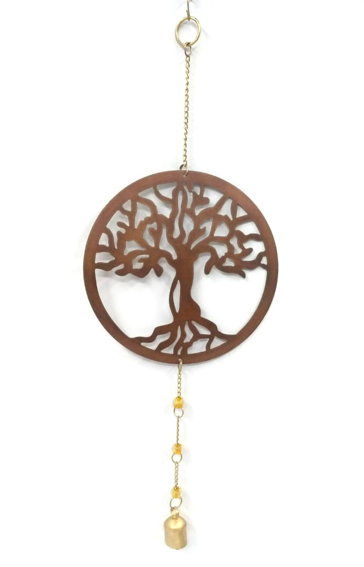 The Bridge Fair Trade Handmade Tree of Life Chime from India