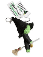 Load image into Gallery viewer,  The Bridge Fair Trade Handmade Wicked Witch STring Doll from Thailand