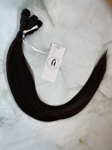 THE RIOS #2-HAND TIED WEFT 20 INCHES 100 GRAMS