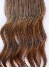 Load image into Gallery viewer, THE YASMIN-HYBRID WEFT OMBRE 100 GRAMS T4-8A