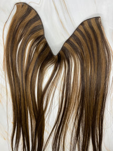 THE MAXIE-33 GRAM HAND TIED WEFT 2/6 18 INCH