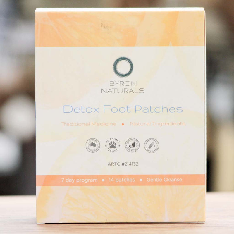 Byron Bay - Detox Foot Patches