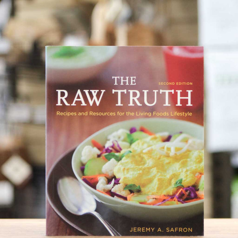 Book - The Raw Truth by Jeremy A. Safron