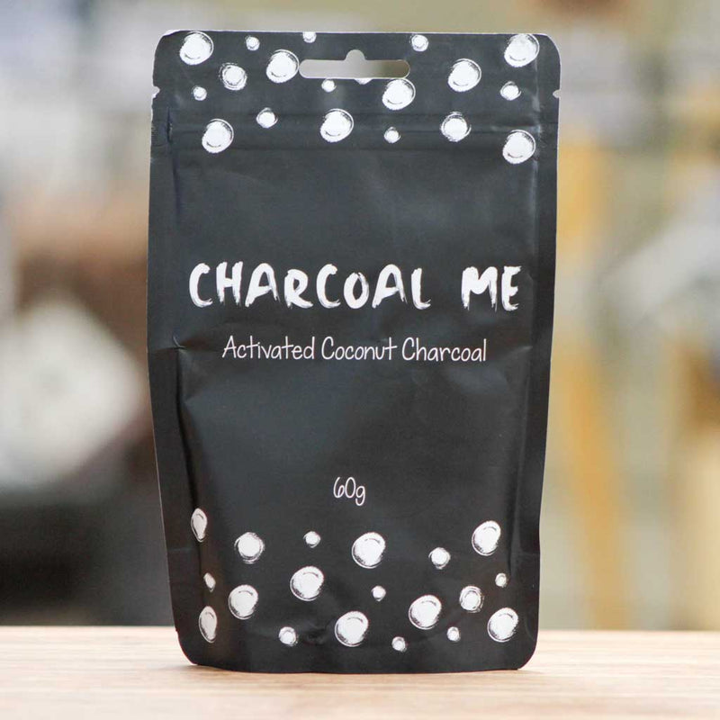 Charcoal Me - Coconut Charcoal Powder