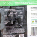 Dairy Free Down Under - Cheddar Shreds - Ingedients and Nutritional Information