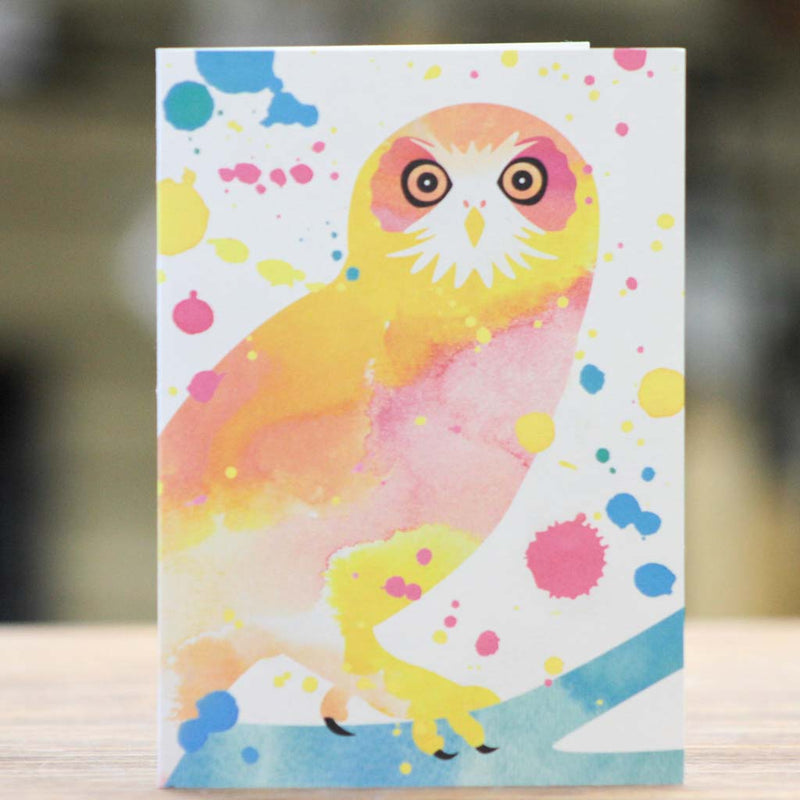Earth Greetings - Boobook Owl