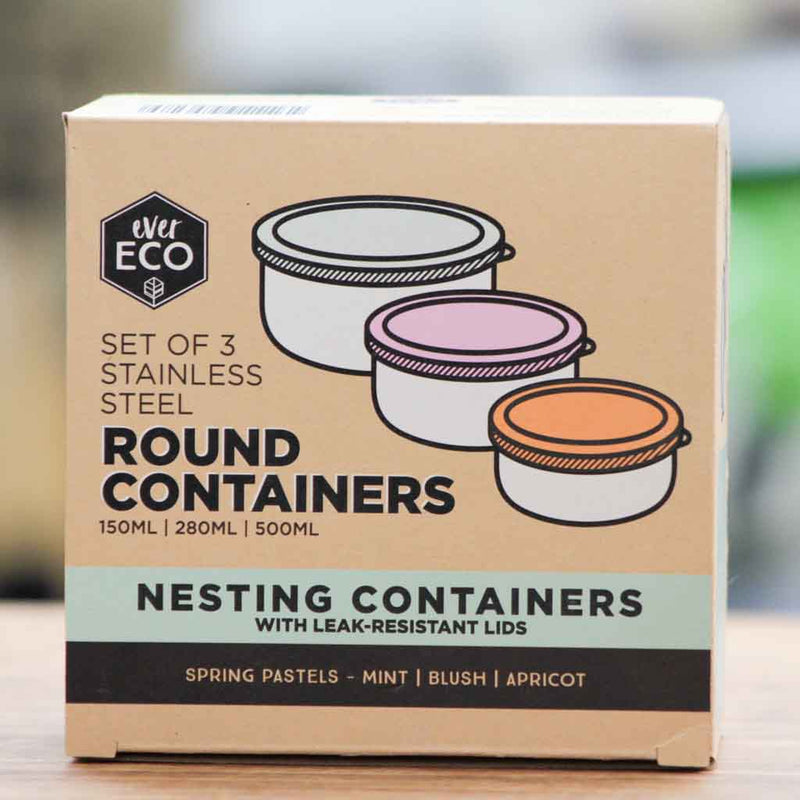 everECO - Nesting COntainers