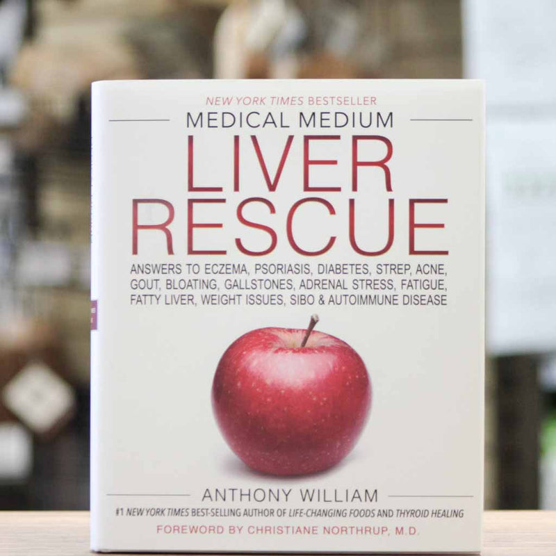 Book - Medical Medium: Liver Rescue
