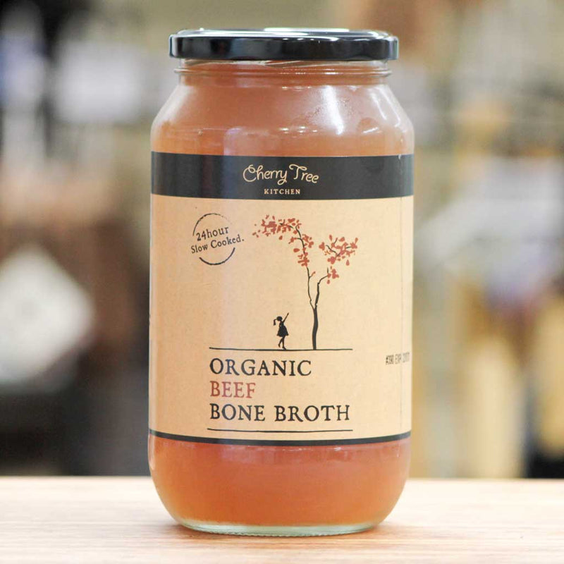 Cherry Tree Kitchen - Fridge | Beef Bone Broth