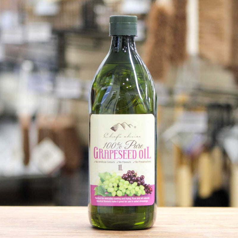 Chefs Choice - Grapeseed Oil