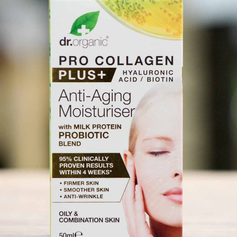 Dr Organic - Pro-Collagen Plus - Probiotic