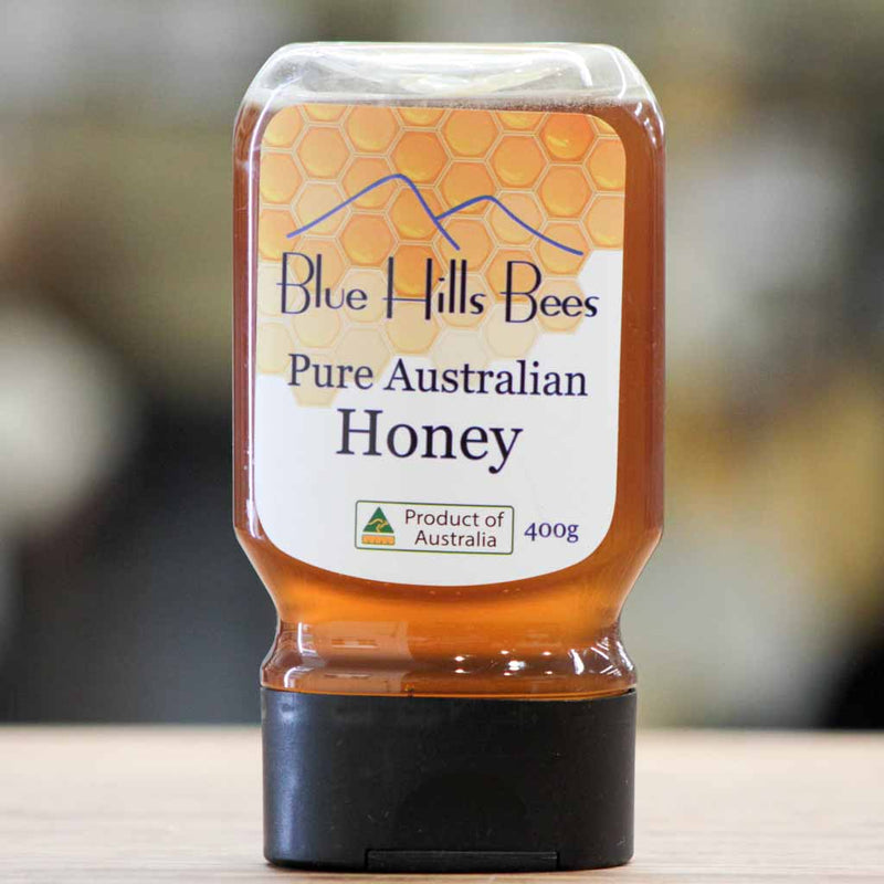 Blue Hills Apiary - Pure Australian Honey Squeeze