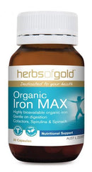 Herbs Of Gold - Iron-Max