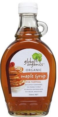 Global Organics - Maple Syrup
