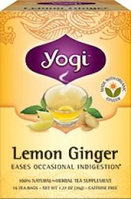 Yogi Tea - Lemon Ginger Tea