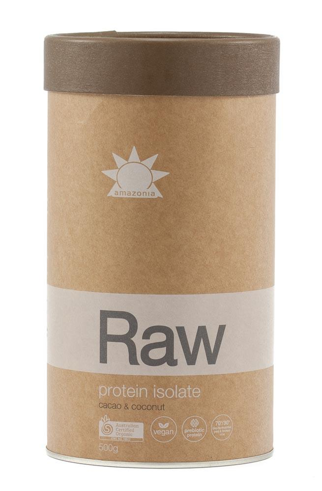 Amazonia - RAW Protein Isolate Cacao/Coconut