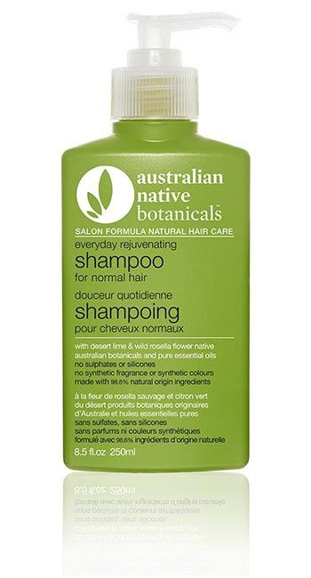 Australian Native Botanicals - Shampoo - Rejuvenating - Normal Hair