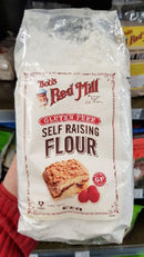 Bobs Red Mill - Gluten Free Self Raising Flour