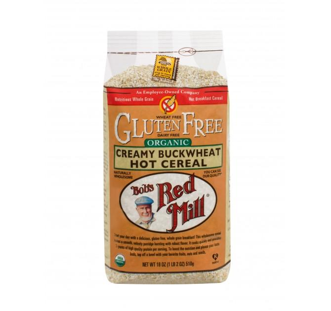 Bobs Red Mill - Creamy Buckwheat Cereal