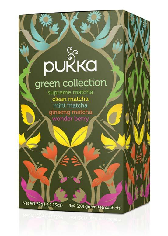 Pukka - Green Collection Tea