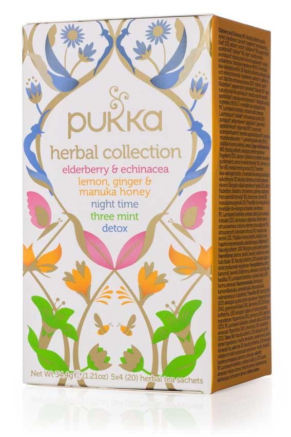 Pukka - Herbal Collection Mixed
