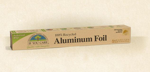 If You Care - Std Recycled Foil