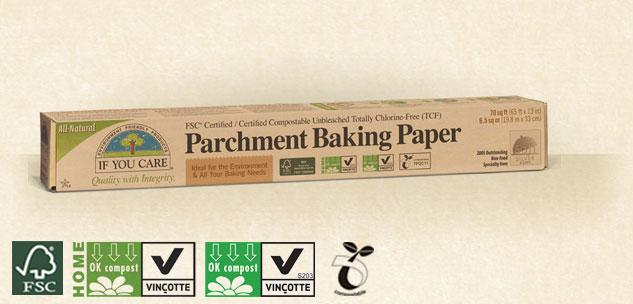 If You Care - Parchment Baking Rolls