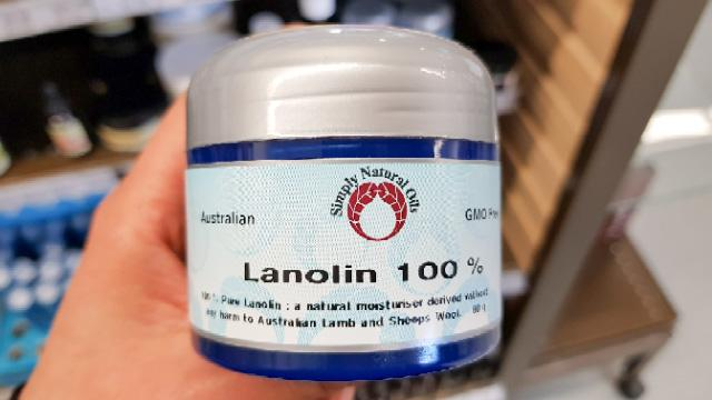 Simply Natural Oils - 100% Pure Lanolin