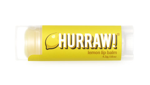 Hurraw - Lemon Lip Balm