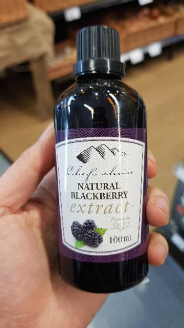 Chefs Choice - Natural Blackberry Extract