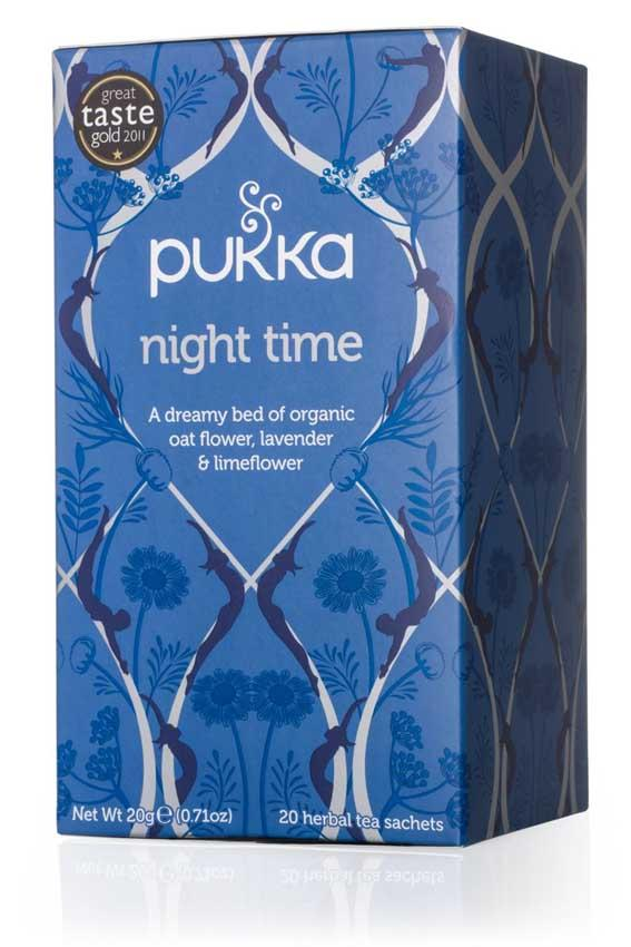 Pukka - Night Time Tea