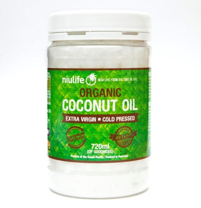 Niulife - Coconut Oil Extra Virgin