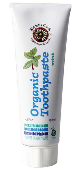 Riddells Creek - Toothpaste - Mint